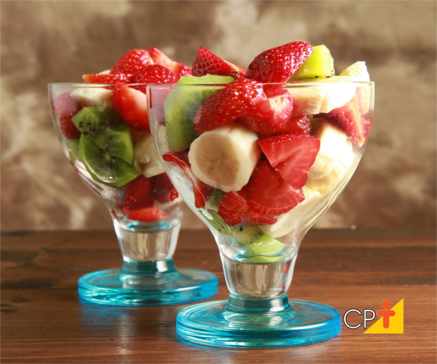 Sete motivos para comer frutas