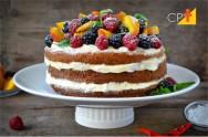 Naked cake - conheça os segredos do bolo pelado e arrase!