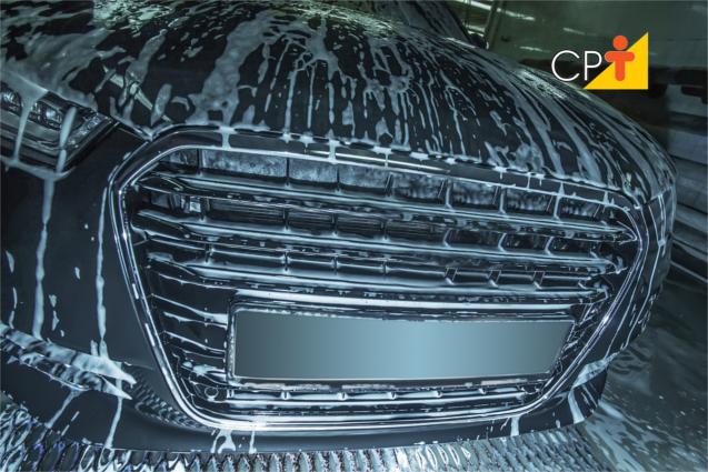 Shampoo para carros
