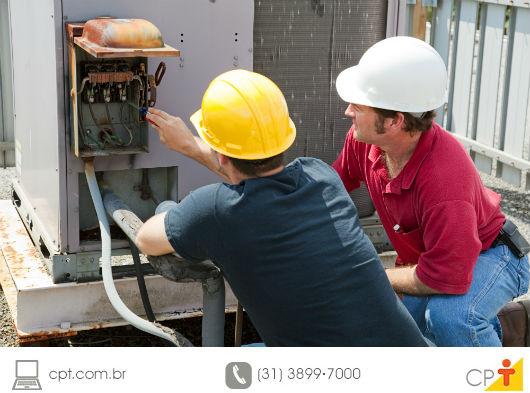 Técnico em refrigeração - uma profissão de futuro