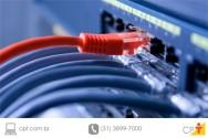 Transmissão de dados e energia por cabeamento
