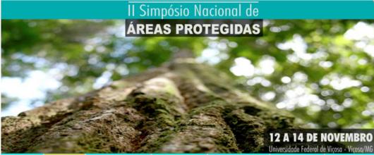 II Simpósio de Áreas Protegidas