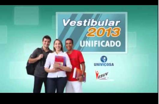 Vestibular Unificado Univiçosa/Esuv