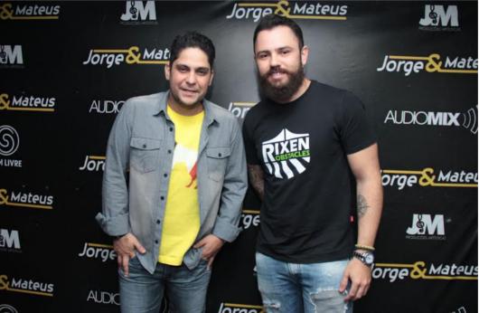 Show de Jorge e Mateus