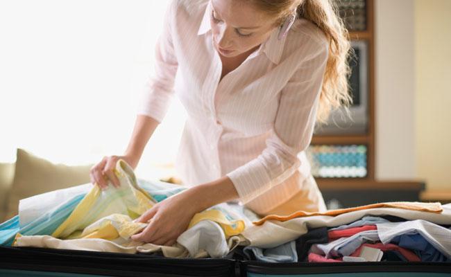 Dicas inteligentes para arrumar sua mala de viagem