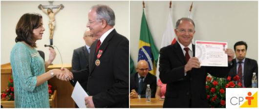 Professor Nelson Maciel recebe Medalha Desembargador Hélio Costa