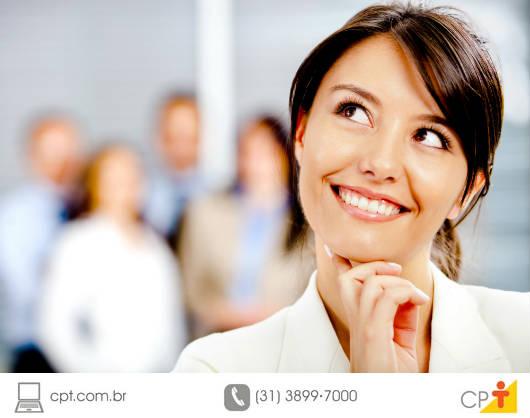 Funcionários mais felizes e satisfeitos