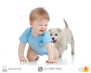 Pets e crianças - aprenda os benefícios dessa relação