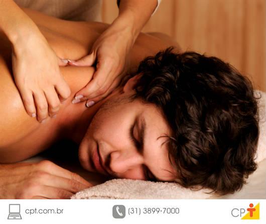 Técnicas de massagem previnem lesões
