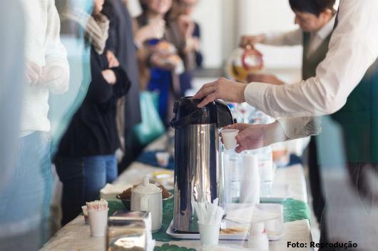 Welcome coffee - café da manhã de boas-vindas, Saiba mais