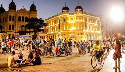 Trabalho e turismo, uma dupla tudo a ver