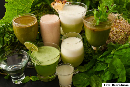 Alimentação viva ajuda a emagrecer e é ótimo para a saúde