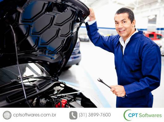 Organize sua oficina com o CPT Mecânica de Veículos