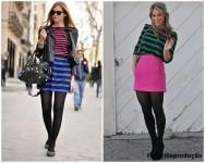 Aprenda truques para reaproveitar vestidos e saias de verão também no inverno