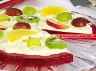 Aprenda a fazer pizza de gelatina