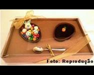 Invista nos ovos de chocolate caseiro e aumente sua renda mensal