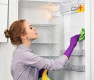 Vai faxinar a geladeira e não sabe por onde começar? Então, aprenda!