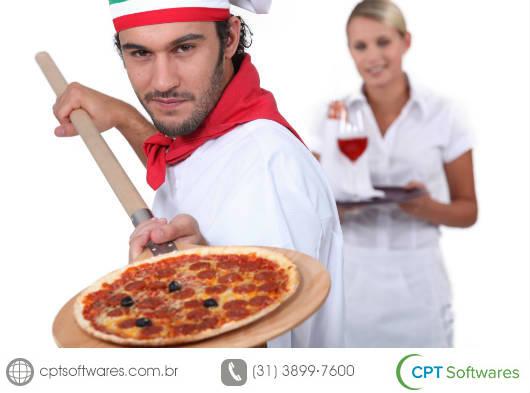 Inove em sua pizzaria