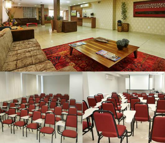 Eventos no Alfa Hotel - Venha fazer seu evento aqui