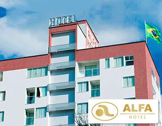 Alfa Hotel em Viçosa, Minas Gerais