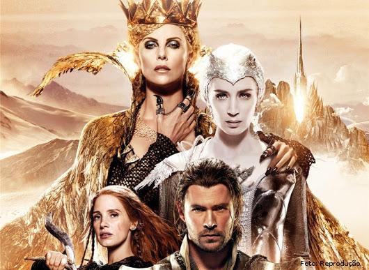 O Caçador e a Rainha de Gelo (2016)