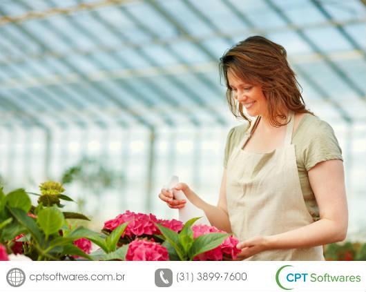 Conheça o CPT Floricultura - Software para Gerenciamento de Floricultura