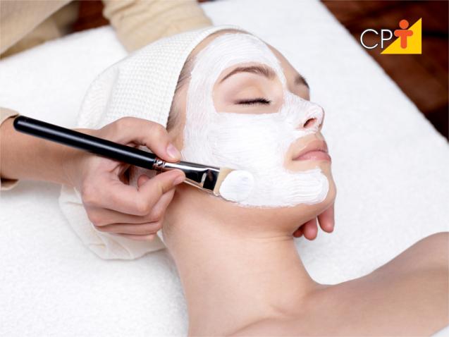 Esfoliação da pele