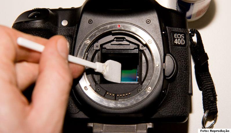 Você sabe limpar sua câmera fotográfica corretamente? - Dicas CPT