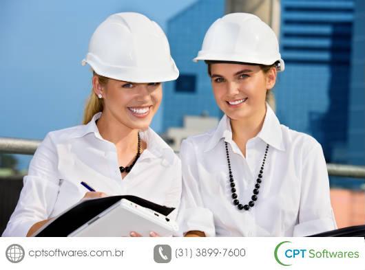 Controle o canteiro de obras com o CPT Obras