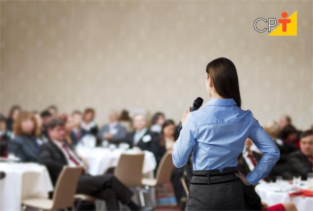 Falar em publico