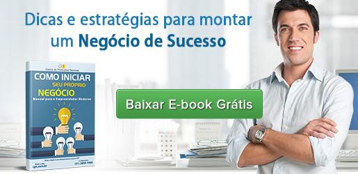E-book Como Iniciar seu Negócio