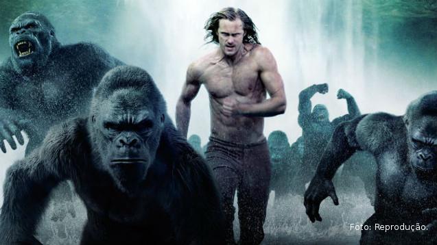 A Lenda do Tarzan (2016)