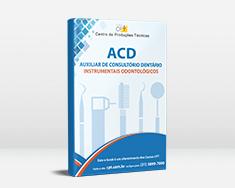 E-book ACD - Auxiliar de Consultório Dentário