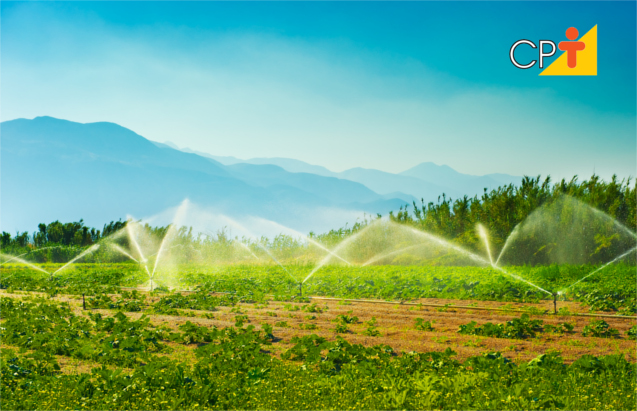 Sistema de irrigação