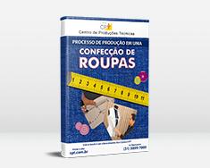 E-book Confecção de Roupas