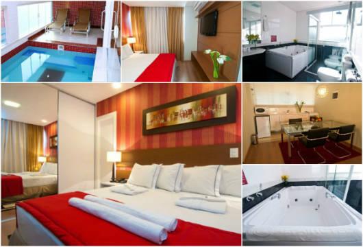 Conheça um pouco mais a suíte Alfa Hotel