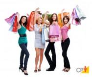 Hoje, no Dia do Cliente, faça boas compras!