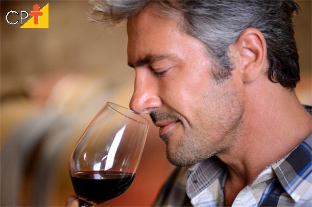 Aromas, cores, sabores do vinho