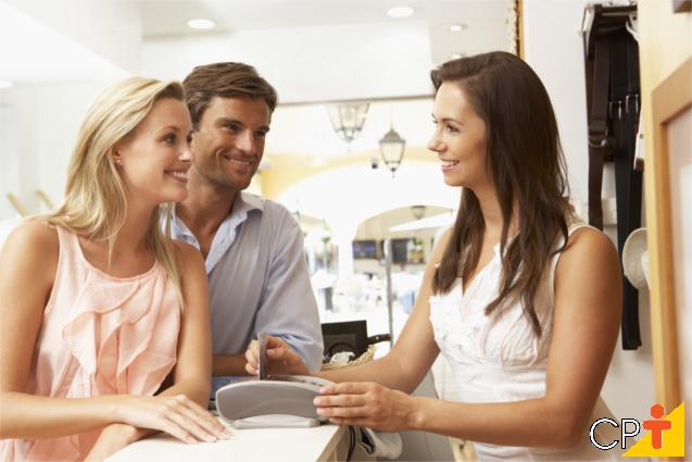 O que motiva os clientes a comprarem em sua loja
