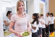 Funções da cozinheira escolar