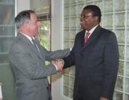 Formação de Facilitadores de cursos para o Centro de Conhecimento, em Maputo, Moçambique
