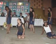 Cerimônia de Inauguração do Centro de Conhecimento Padre Mendes