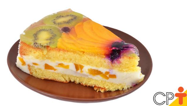 Como rechear o bolo de vidro    Artigos Cursos CPT