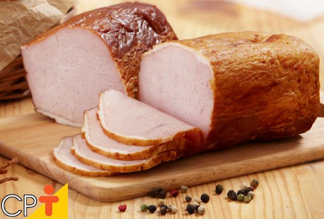Lombo de porco defumado - aprenda a fazer   Artigos Cursos CPT