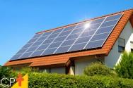 Sistema fotovoltaico transforma a energia solar em energia elétrica