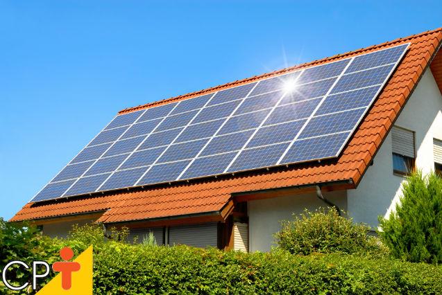 Sistema fotovoltaico transforma a energia solar em energia elétrica   Artigos Cursos CPT