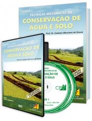 Curso a Distância CPT Técnicas Mecânicas de Conservação de Água e Solo Notícias CPT