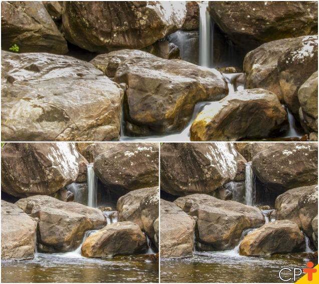Como fotografar a água em movimento - Artigos Cursos CPT