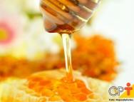 O mel cristalizou. Ele está estragado?
