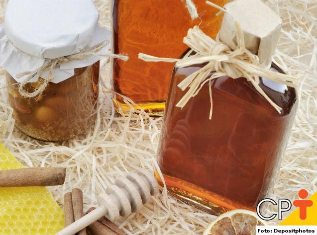 Licor de mel - aprenda a fazer   Artigos Cursos CPT